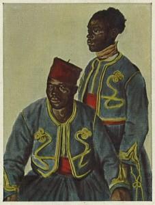Algerian Zouaves